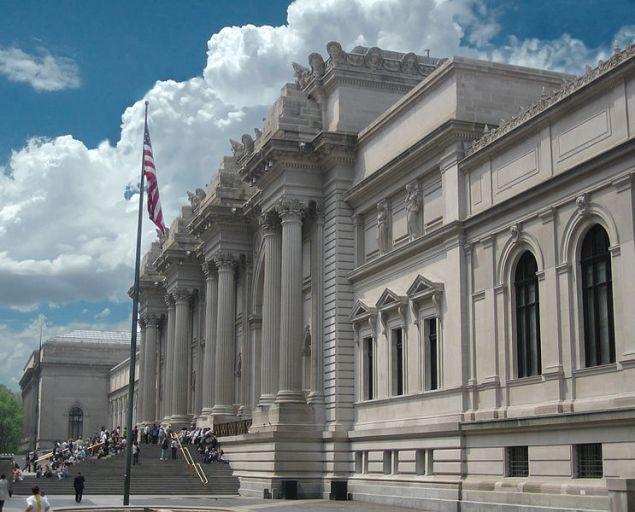 The Metropolitan Museum of Art. (Photo: Wikimedia Commons)