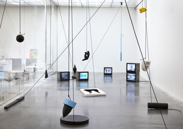 Installation view. (Photo by Benoit Pailley/New Museum)