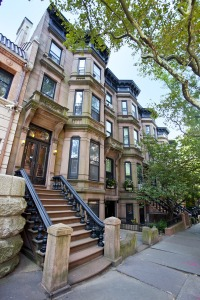 The brownstone that started a revolution.