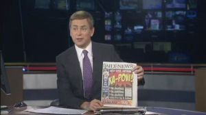 Pat Kiernan's 'In The Paper' is not in jeopardy, reports Senator Schumer.