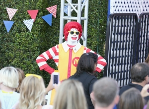 Just more evidence that McDonald's is cool and with it (Photo: Getty)