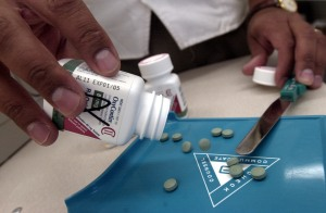 OxyContin pills. (Photo: Darren McCollester/Getty Images)