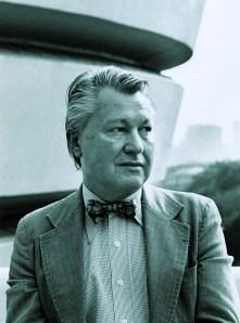 Messer in 1985. (Photo by David M. Heald, courtesy Solomon R. Guggenheim Foundation)