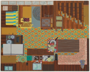 Ann Toebbe, 'Finished Basement,' 2013. (Courtesy the artist and Monya Rowe Gallery)