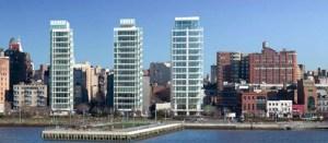 Does landmarking help or hurt affordable housing—the unlandmarked West Village waterfront. (GVSHP)