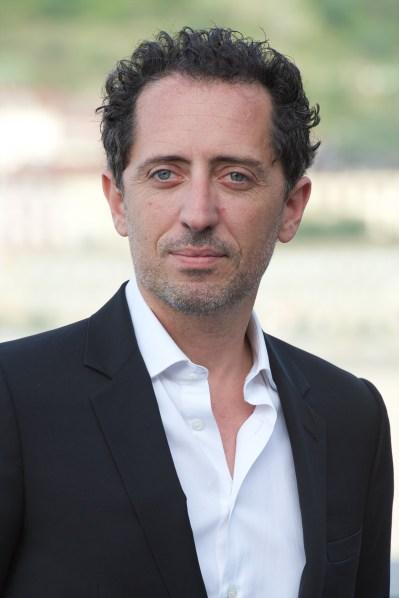 Gad Elmaleh. (Photo by Carlos Alvarez/Getty Images)