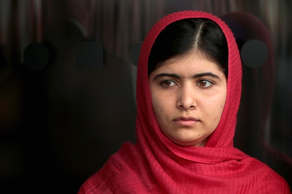 Malala Yousafzai, shot in the head for blogging about girls' education, is hardly the only target of  Taliban violence.  (Photo: Getty Images)