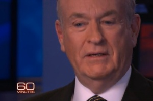 Bill O'Reilly on Killing Jesus. (CBS)