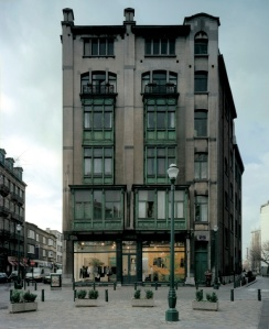 The new home of Office Baroque in Brussels. (©Marie Françoise Plissard)
