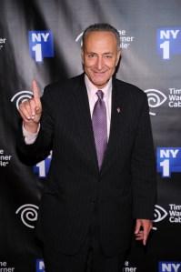 Chuck Schumer. (Photo: Getty)