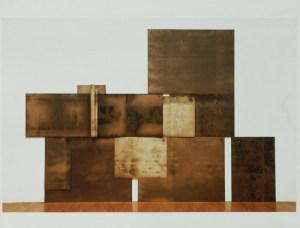 'Scalar,' 1971. (© 2013 Dorothea Rockburne / Artists Rights Society (ARS), New York)