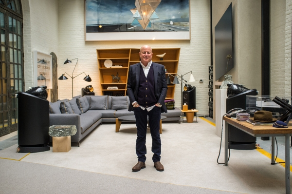 Ronald O. Perelman is in a surprising place—at peace. (Photo by Will O'Hare.)