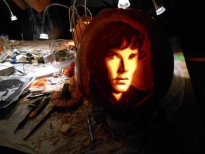 sherlock pumpkin