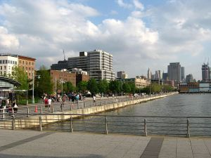 Hudson River Park. (Wikimedia Commons)