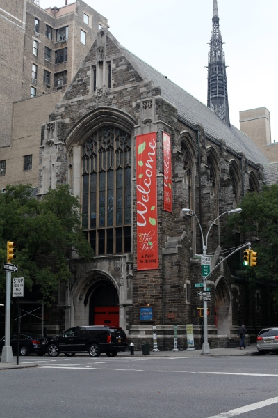 The Park Avenue Christian Church.