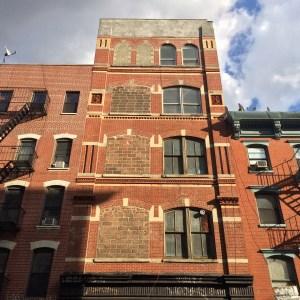 The building. (Courtesy Capricious)