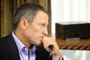 Lance Armstrong: PR Power List's PR 911