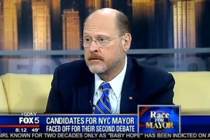 Joe Lhota this morning on FOX 5's Good Day New York.
