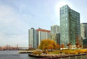 Developers say that they're betting on Queens.