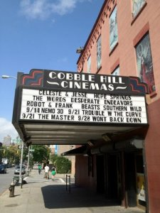 Despite the industry's unedning gloomy  predictions, Cobble Hill has been thriving for more than three decades. (Yelp)