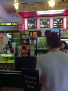 Cobble Hill is steadfastly old-fashioned when it comes to concessions: popcorn, soda, coffee and candy. (Yelp)