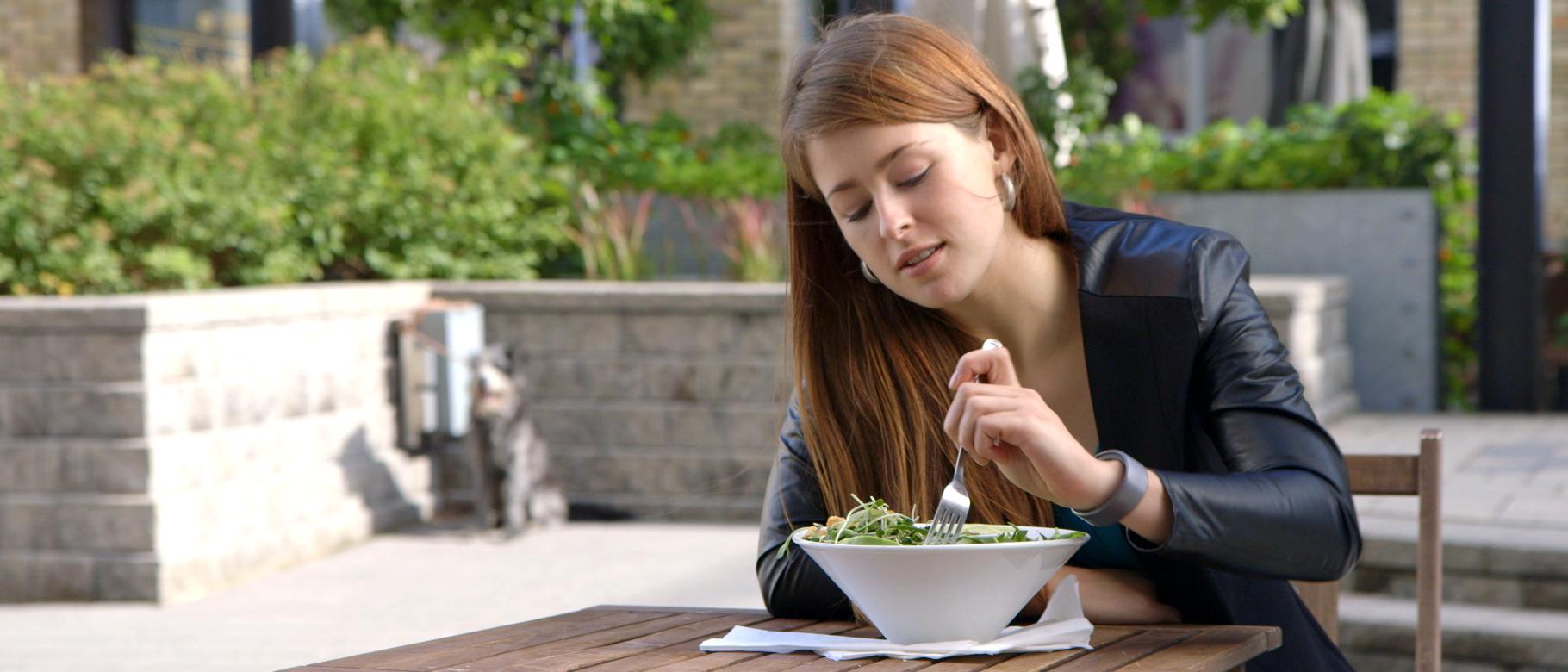 Day Five: Salad again. (Photo: Getairo.com)