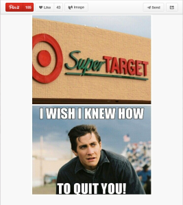 Related: this Target meme that's amassed 180+ pins. (Screenshot: Pinterest)