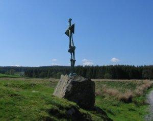 Sculpture,_Glenkiln_-_geograph.org.uk_-_13270