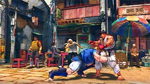 'Street Fighter 4.' (Courtesy Wikipedia)