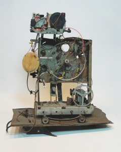 'Radio No. 1' (1960) by Tinguely. (Courtesy Sperone Westwater)