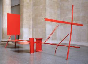 'Early One Morning,' 1962. (©Anthony Caro/Barford Sculptures Ltd/Tate)