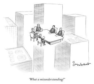 (Courtesy 'What a Misunderstanding')