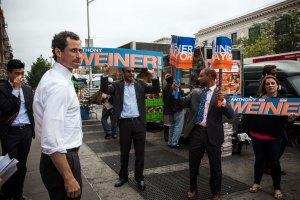 Anthony Weiner: PR Power List's 911