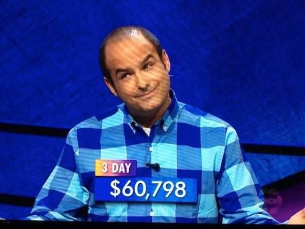 Neal Pollack on Jeopardy.