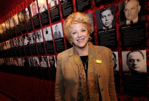 Carolyn Goodman, mayor of Las Vegas