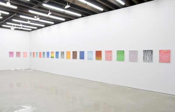 Installation view. (Courtesy Lisa Cooley)