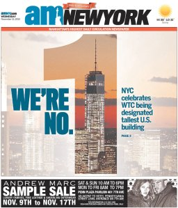 Today's amNewYork.