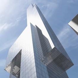 Adrian Smith + Gordon Gill Architecture (WSJ)