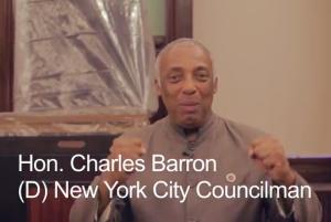 Charles Barron. (Photo: YouTube)