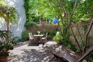 Enviable outdoor space.