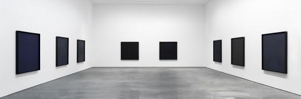 Installation view. (Courtesy David Zwirner)