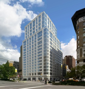 At the Larstrand, three-bedrooms rents range from $16,000 to $18,000 a month.