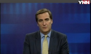 Senator Michael Gianaris on YNN.