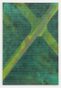 'MLR' (1992) by Genzken. (Courtesy the Museum of Modern Art)