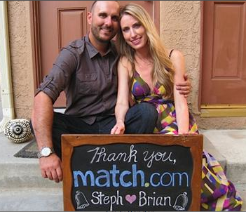 Could these two be America's Next Top Proposers? (Photo courtesy Match.com)