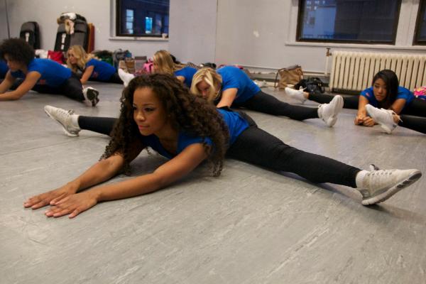 Knicks City Dancers
