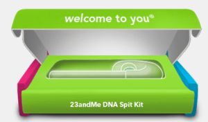 Banned. (Photo: 23AndMe)