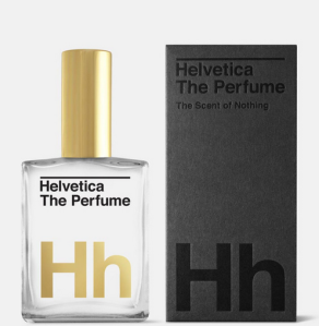 Sniff. (Photo: Helevetica, The Perfume)