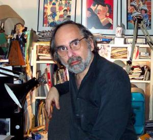 Art Spiegelman. (Courtesy news.harvard.edu)