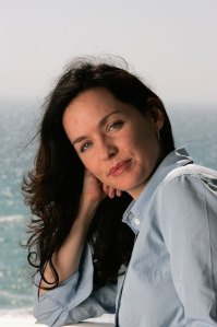 Guinevere Turner. ((Photo by Carlo Allegri/Getty Images for the Sarasota Film Festival)